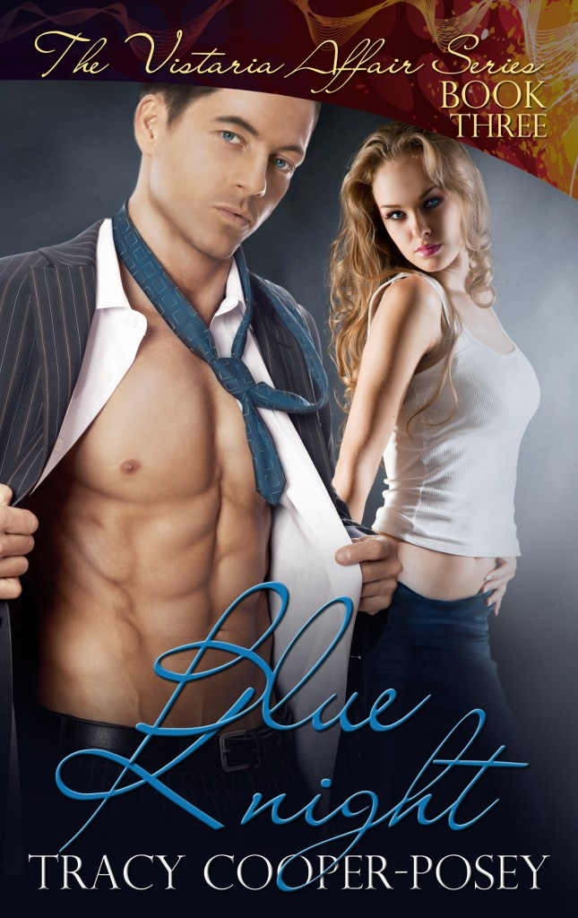 Blue Knight by Tracy Cooper-Posey