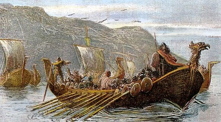 VikingLongShip-1