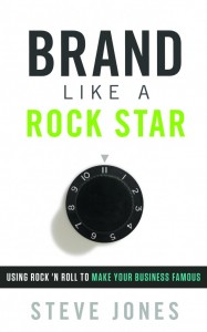 brand like a rock star cover