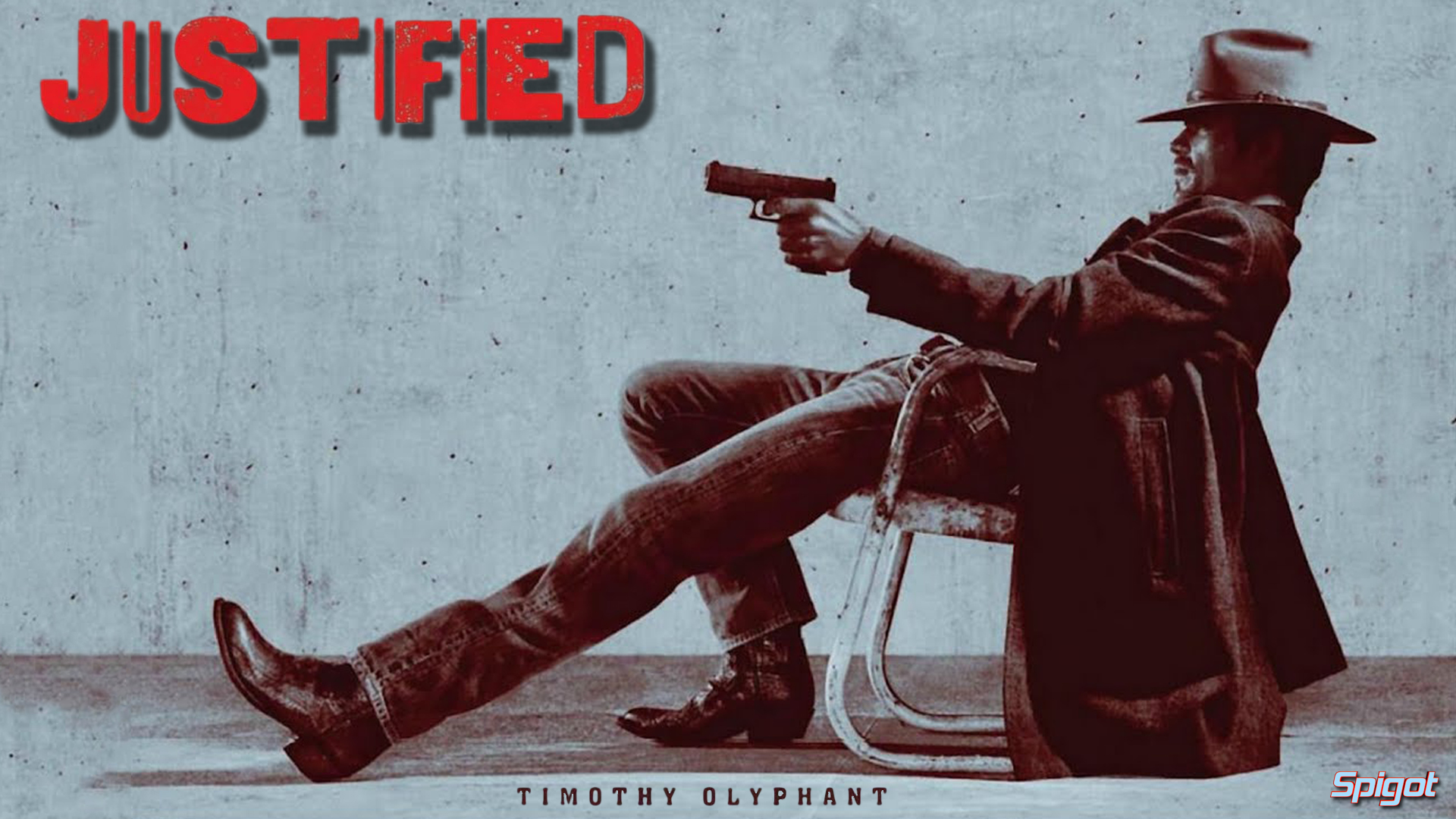 Pulse Pause Moments – Timothy Olyphant, Justified