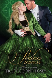 Perilous Princess by Tracy Cooper-Posey