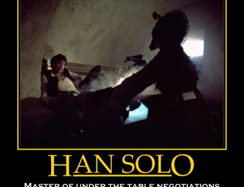 Pulse Pause Moments — Han Solo.