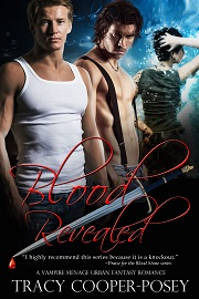 Blood Revealed by Tracy Cooper-Posey