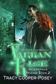 Varkan Rise by Tracy Cooper-Posey