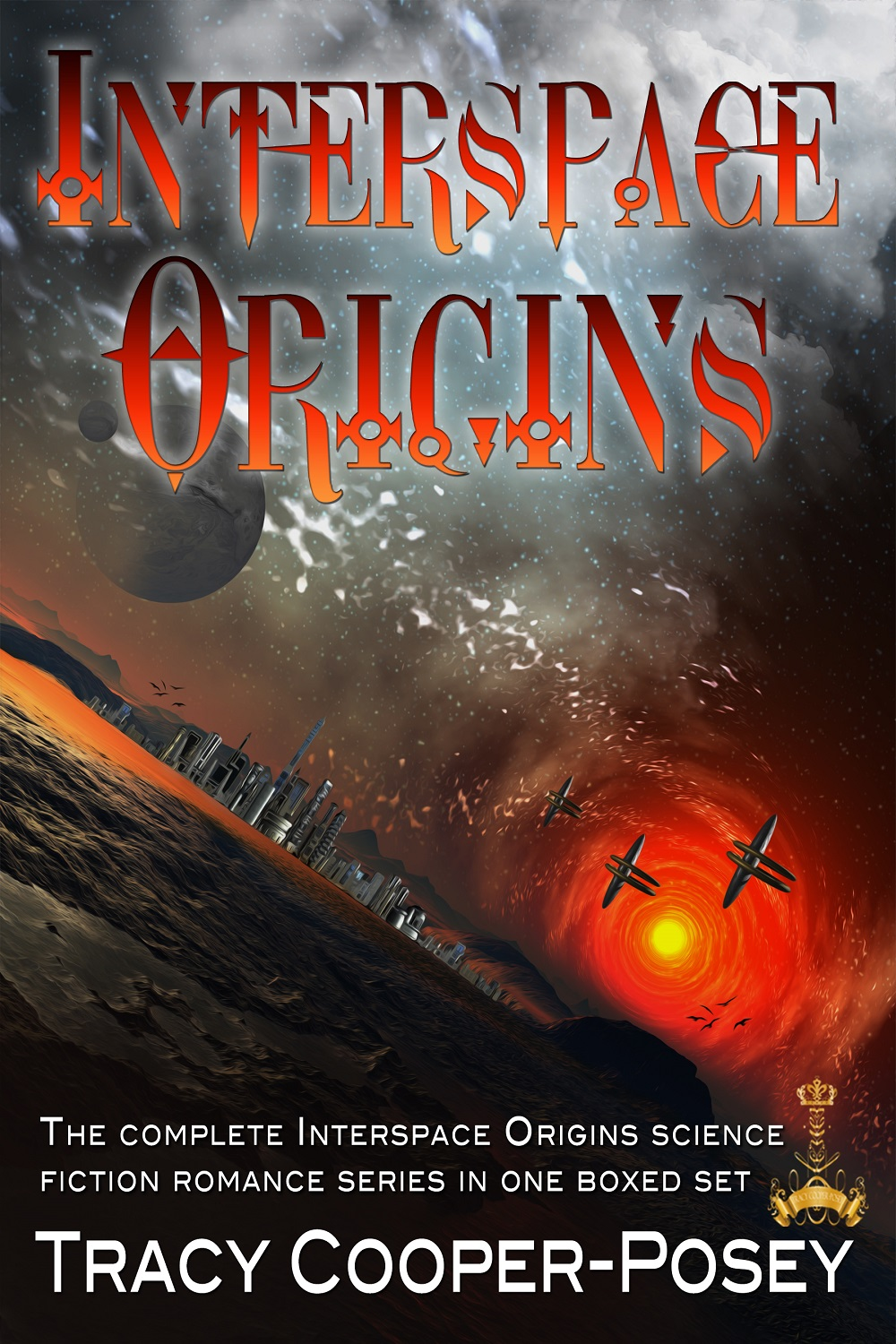 40% Off The Entire INTERSPACE ORIGINS Series.