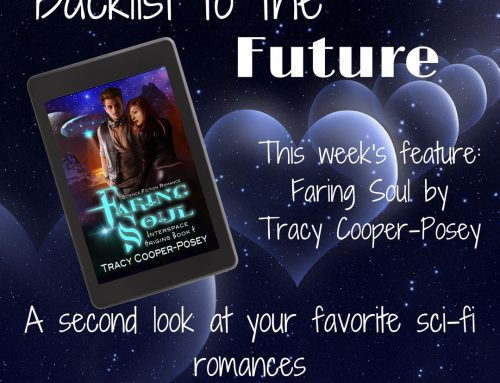 Backlist to the Future:  Faring Soul