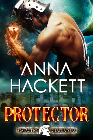 SFR Adventure Author Anna Hackett