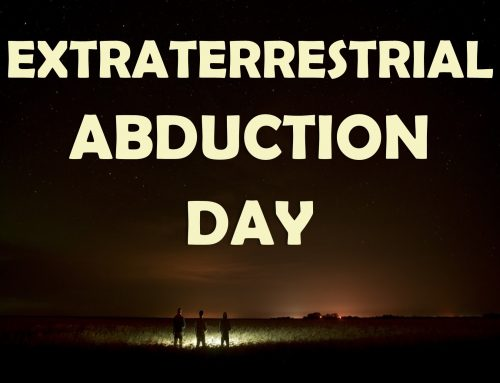 It's Extraterrestrial Abduction Day