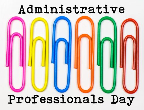 Happy Admin Support Day!