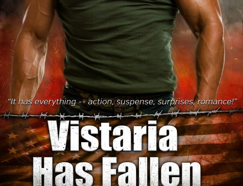 Vistaria Has Fallen, Chapter Three