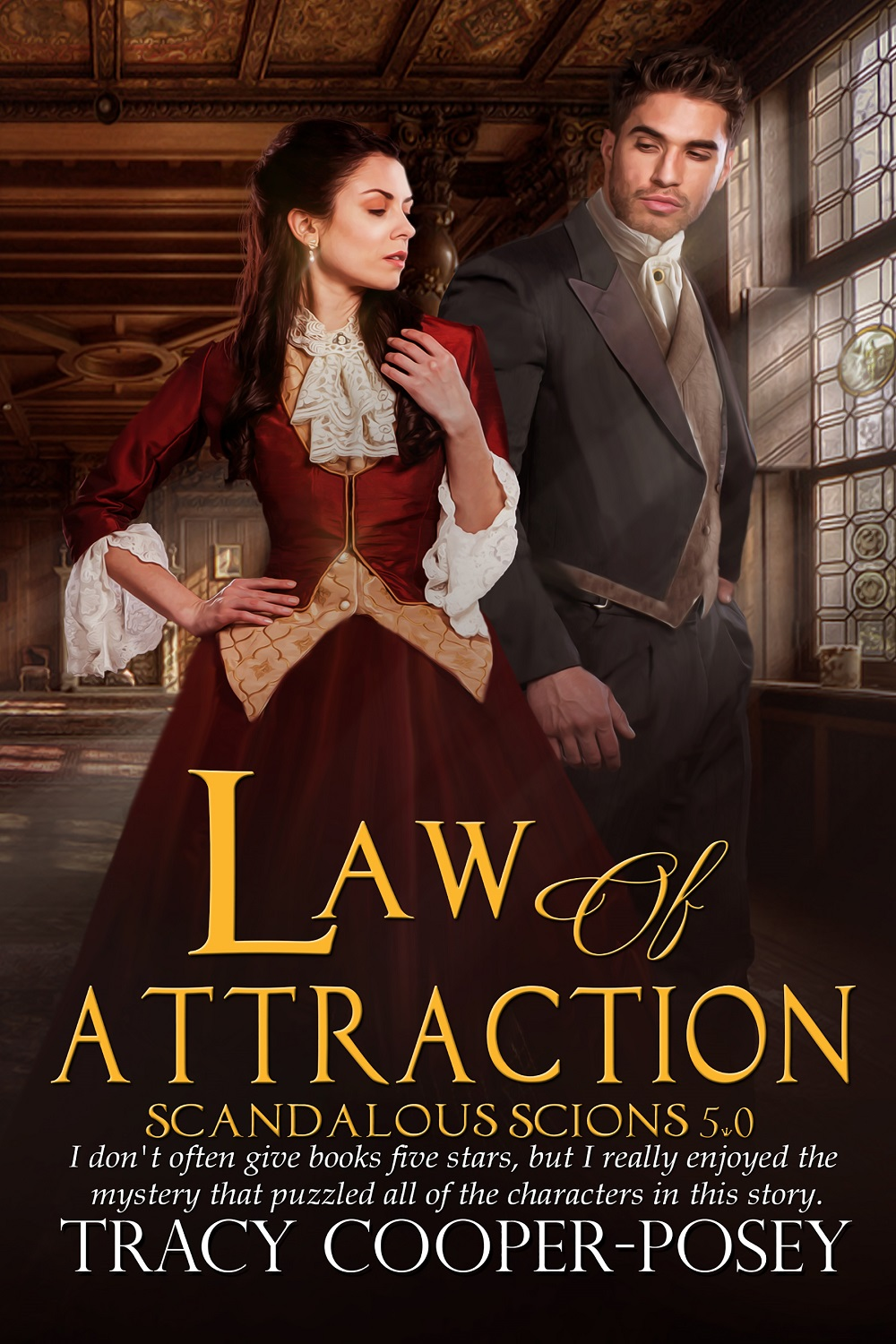 New Historical Victorian Romance now out!