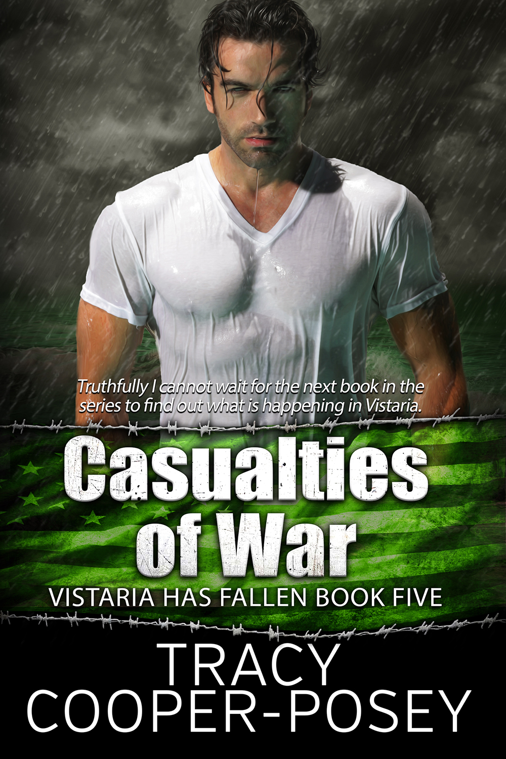 CASUALTIES OF WAR Cover Reveal (woah!) and pre-order out now.