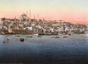 Really Cool Historical Vacation Spots: Constantinople — Redux