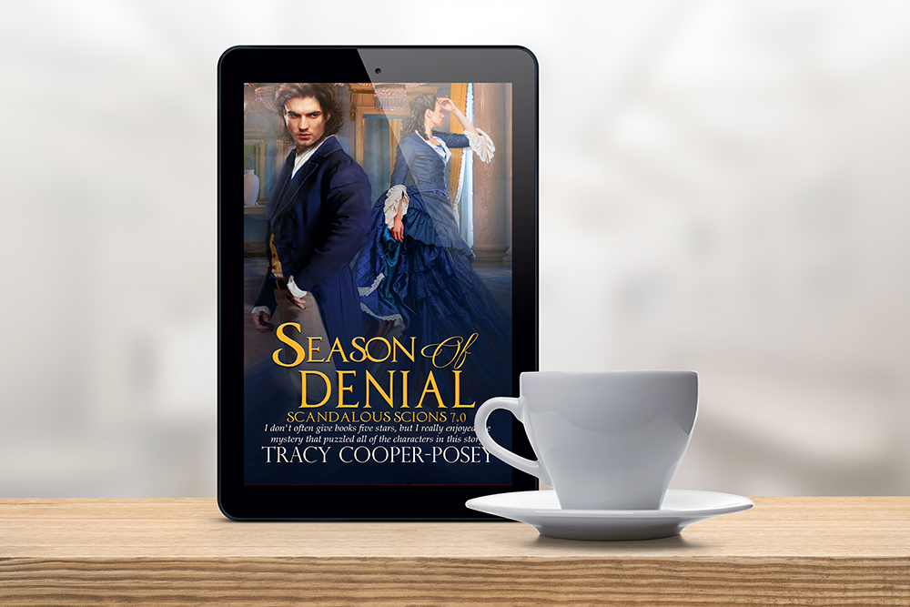 Season of Denial is now available for pre-order on Amazon (at last!)