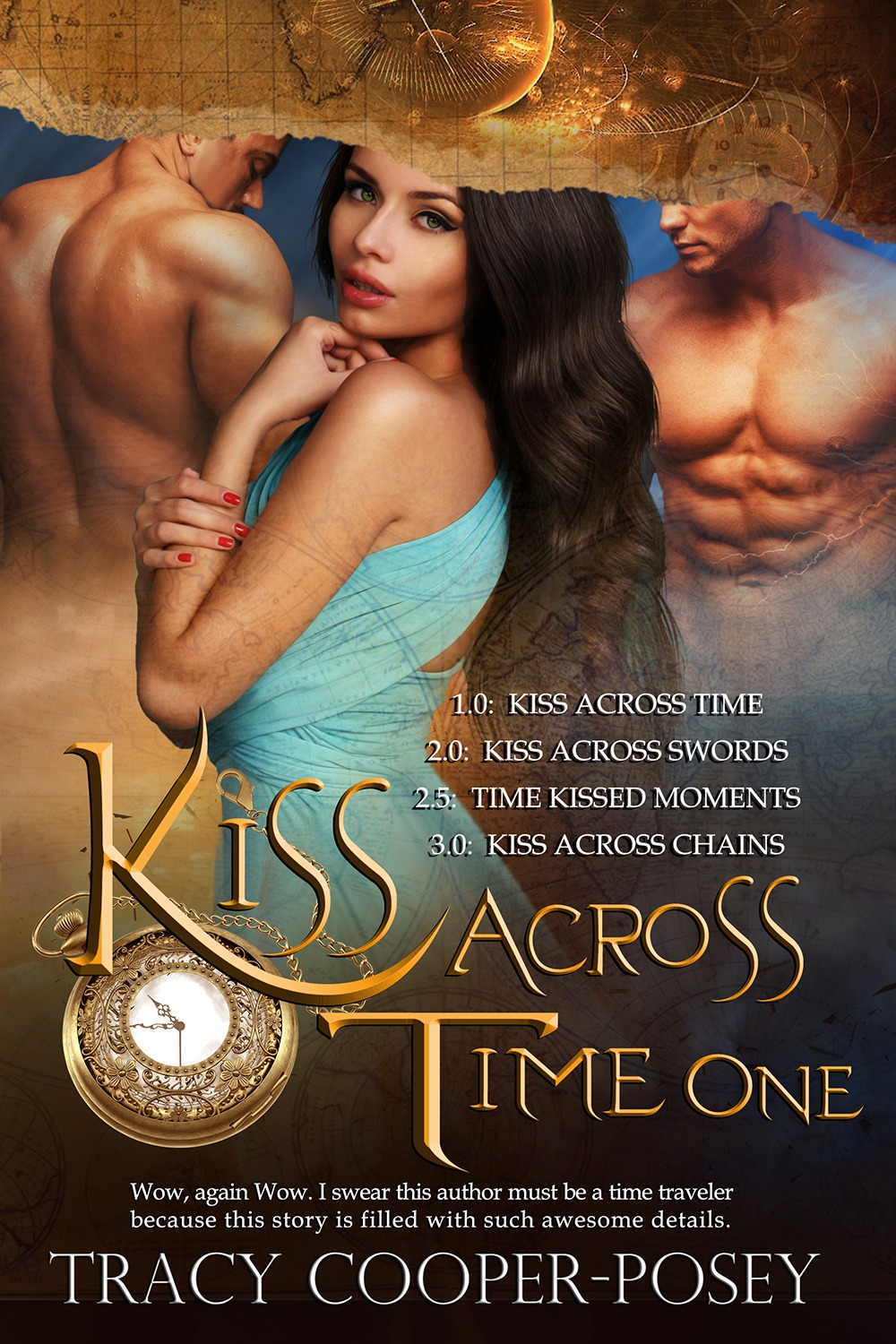 New Boxed Set – Time Travel Paranormal Romance!
