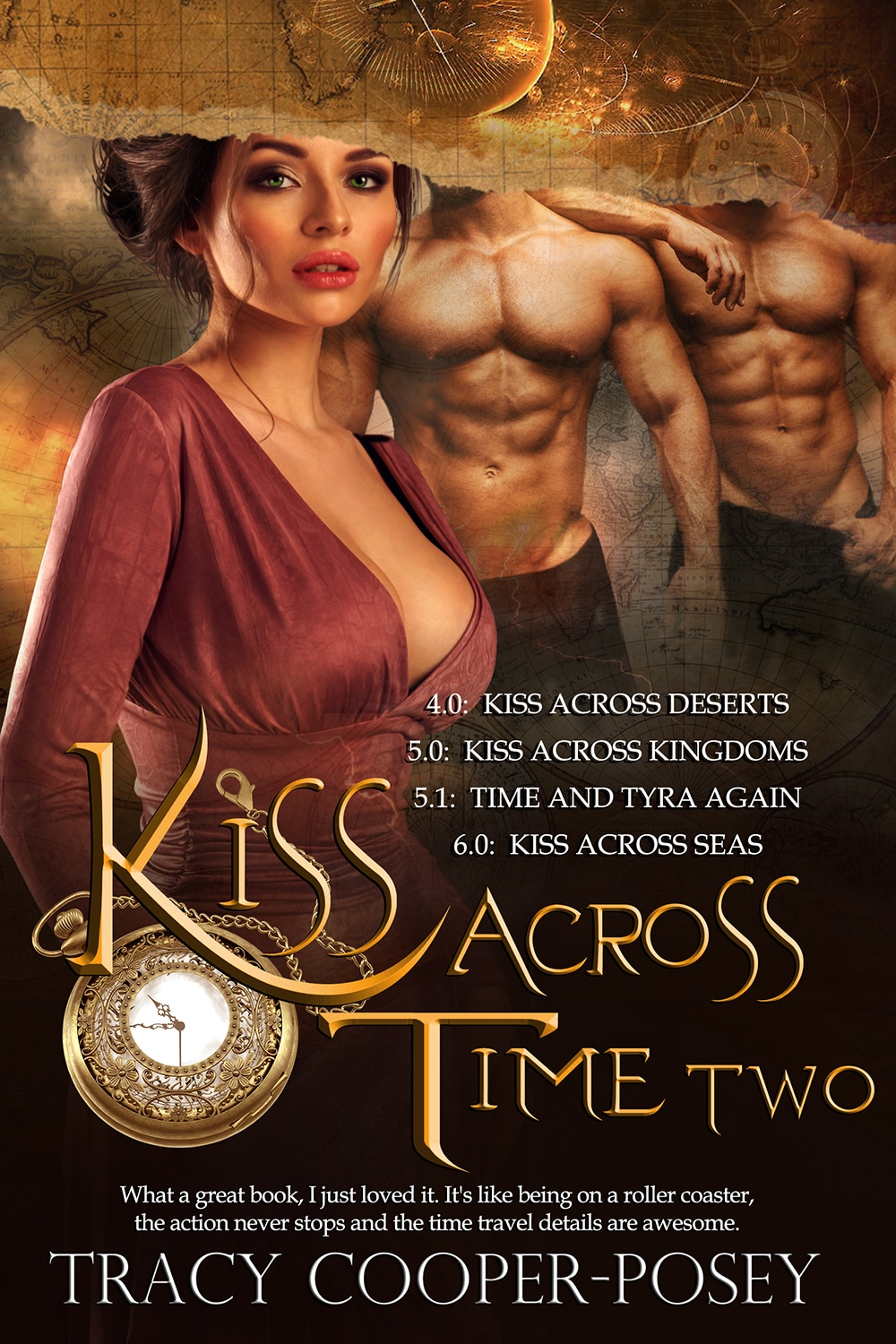More Vampire Time Travel Romance Adventures