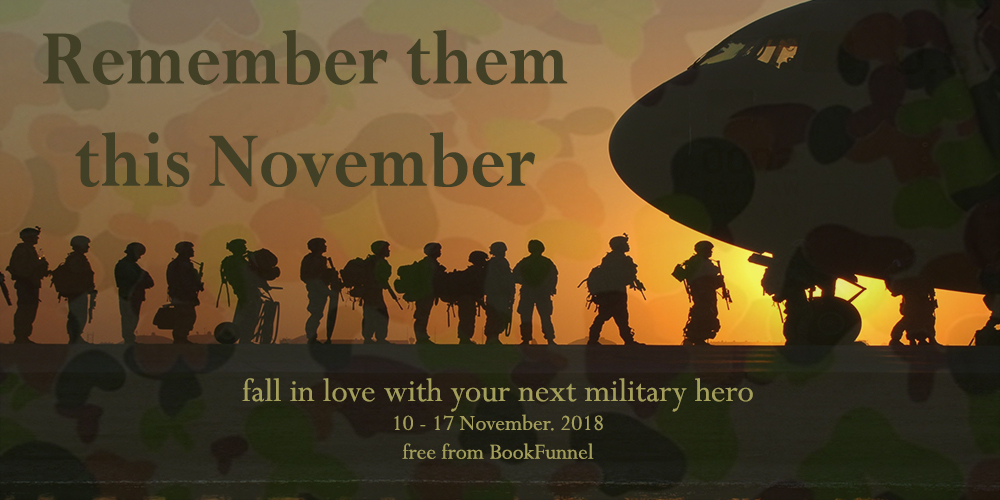 Military Romantic Suspense Giveaway, to the 17th only!