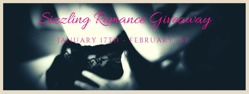 Sizzling Romance Giveaway – Not for the faint of heart!