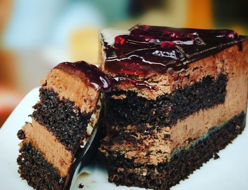 Today is National Chocolate Cake Day.