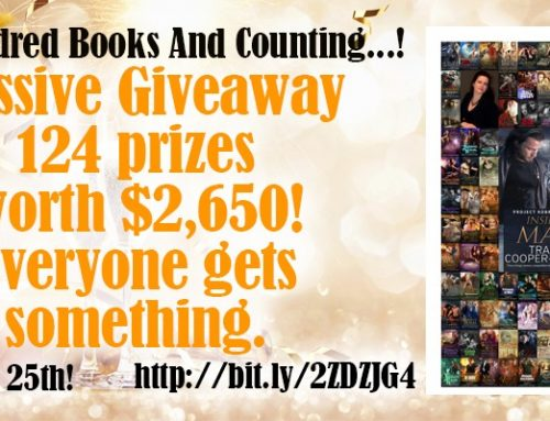 One Hundred Books And Counting…! Giveaway Winners