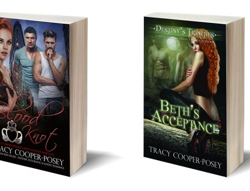 Two Deeply Discounted First-In-Series Paranormal Romances