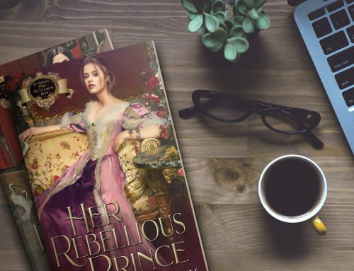 Her Rebellious Prince's new home is now on Kindle Unlimited