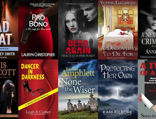 Crime Bundle for the Mystery & Thriller lovers!
