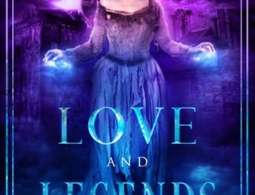 Happy Canada Day!  And a new fantasy romance anthology!